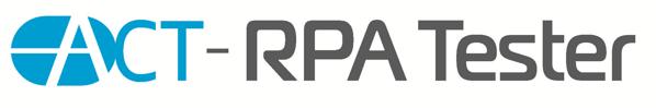 本番環境の操作を記録し、擬似的にテスト環境を構築するRPAテスト支援ツール 「ACT-RPA Tester」の販売開始